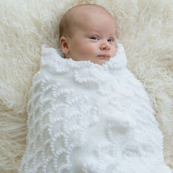 baby blanket white in an ideal baby gift your loved one with cherish for years to come