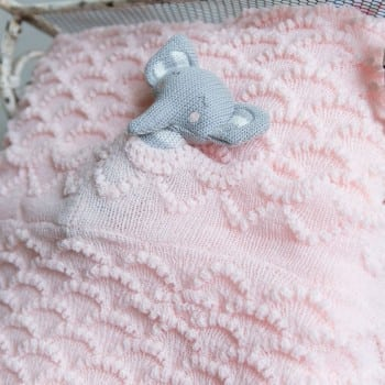 baby blankets make beautiful, personal baby gifts