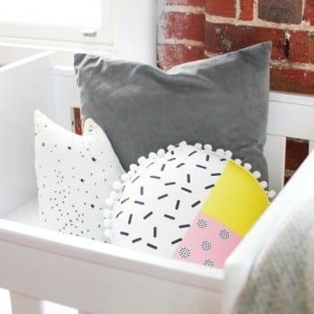 baby cot that converts