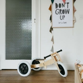 balance bike for learning how to ride a bike safely without the fuss or fear