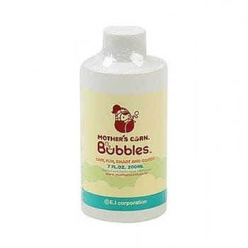 bubble liquid which is non toxic and touchable
