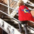 personalised superhero capes for kids