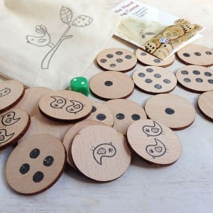 Counting Wooden Game
