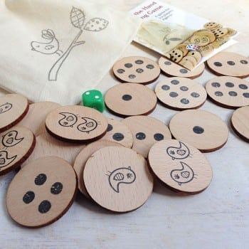 wooden game that teachers early maths
