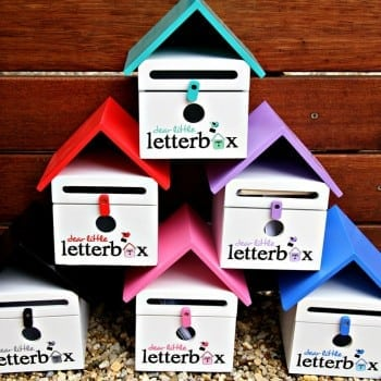 dear little letterbox is a powerful learning tool for object permanence, literacy and emotional development as well a stunning decor piece for your kids room or play space