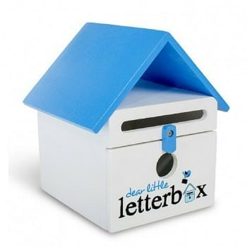 dear little letterbox blue allows your child to use their imaginations and explore reading and writing in a meaningful way