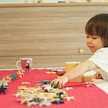 kids wooden toys are wonderful to have when they are open like our kiko tanabata domino set from Kukkia