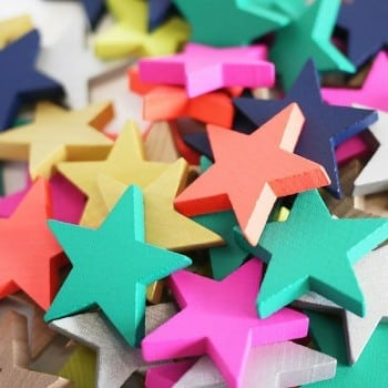 kiko tanabata stars are a long lasting and versatile wooden toy which can be used to develop many skills
