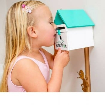 mailbox for kids by Dear Little Letterbox