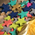 tanabata star dominos can be used to make domino tracks and so much more