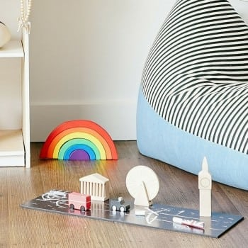 kiko toys are wooden magnetic toy sets that kids can build