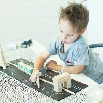 magnetic toy machi paris by kukkia kiko is a fabulous play set