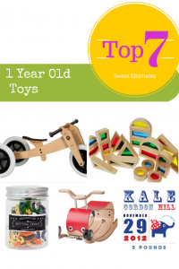 1 Year Old Toys - Best Birthday & Christmas Gifts - sweetelephants ...