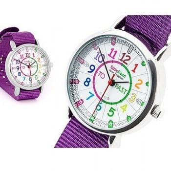 time teacher watch purple