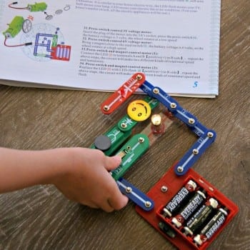science for kids to safely explore elecronics