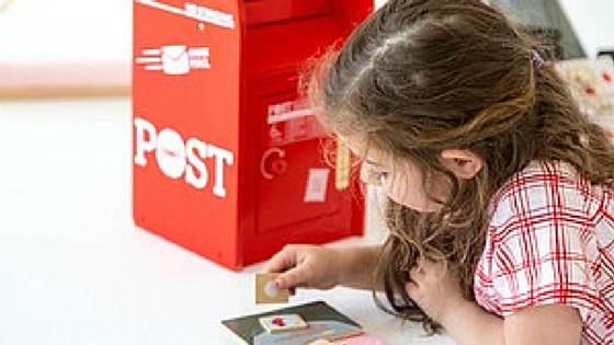 kids letterbox to teach reading, writing, maths and so much more