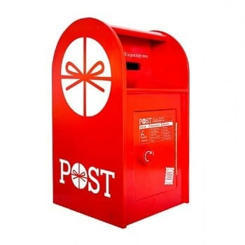 kids mailbox is a mini wooden post box which is a replica of the aussie icon