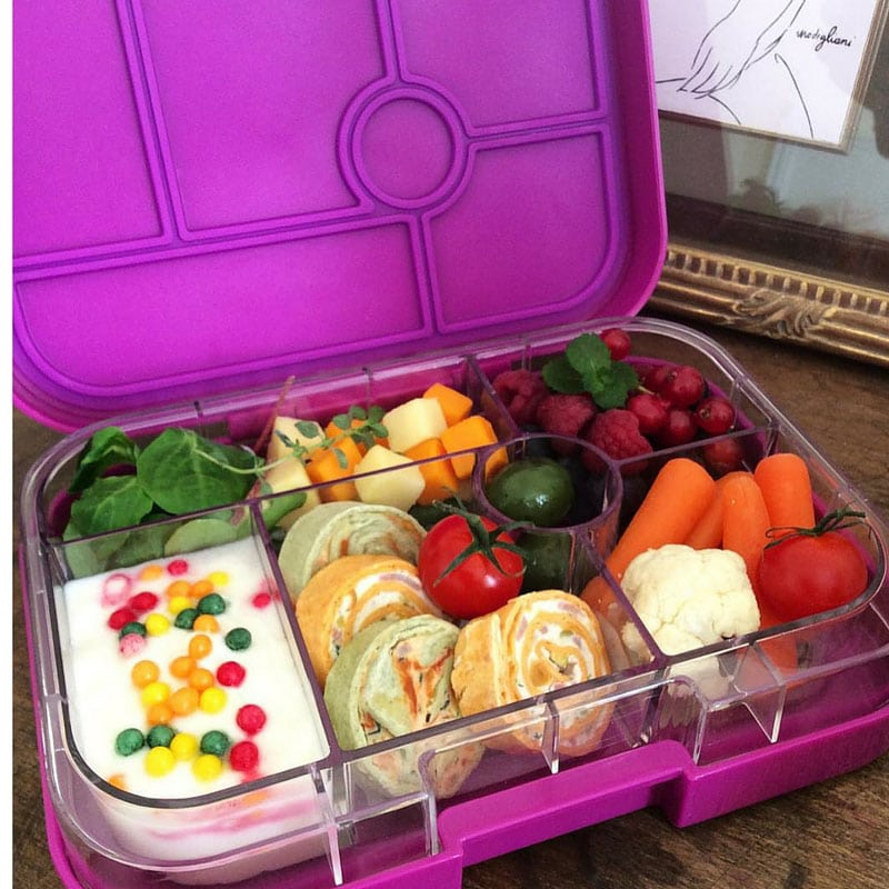 yumbox leakproof bento lunchbox build for kids and adults. Black Bedroom Furniture Sets. Home Design Ideas