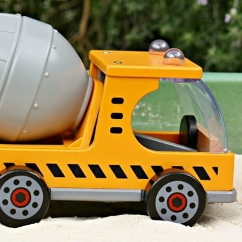 toy trucks that are fun, sturdy and perfect for the avid builder