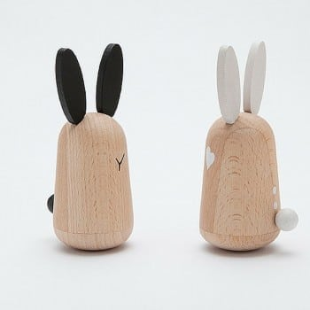 usagi musical rabbits toy to calm and play