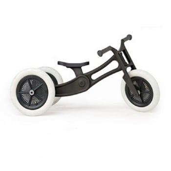 wishbone recycled 3 in 1 bike made from carpet