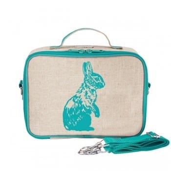 insulated lunch bag rabbit style is a favourite