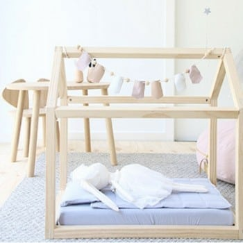 baby doll bed from bella buttercup