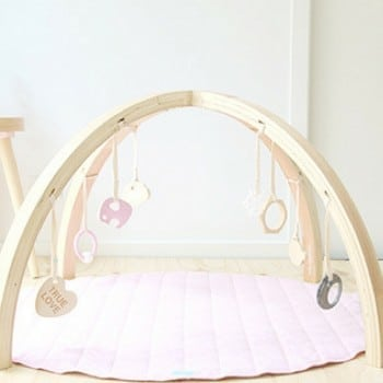 bella buttercup activity gym comes in 3 colour combinations
