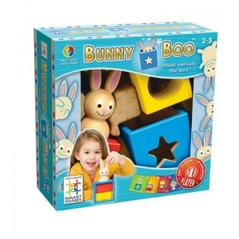 bunny boo smart games is a fabulous spatial game for preschoolers