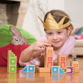 camelot jr by smart games wooden puzzle is a fabulous logic game for kids and adults to enjoy