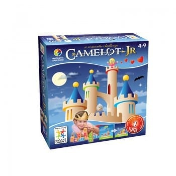 camelot jr logic puzzle is an awesome brain teaser from smart games