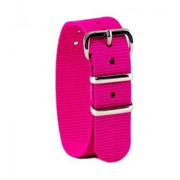 easyread time teacher watch strap pink