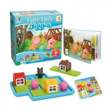 three little piggies game australia is great for spatial awareness