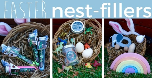 Non chocolate easter gifts ideas for kids easter nest fillers chocolate free easter gifts the kids will love negle Gallery