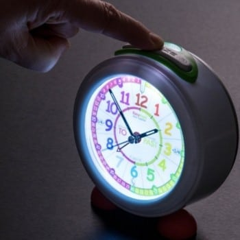 kids alarm clock by easyread time teacher is the perfect way to teach kids how to tell the time