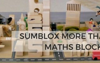 sumblox maths blocks are more than just number blocks for maths learning. They can be used for pretend play, problem solving, structures and so much more