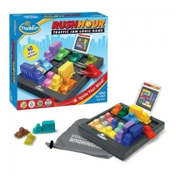 traffic jam game thinkfun rush hour