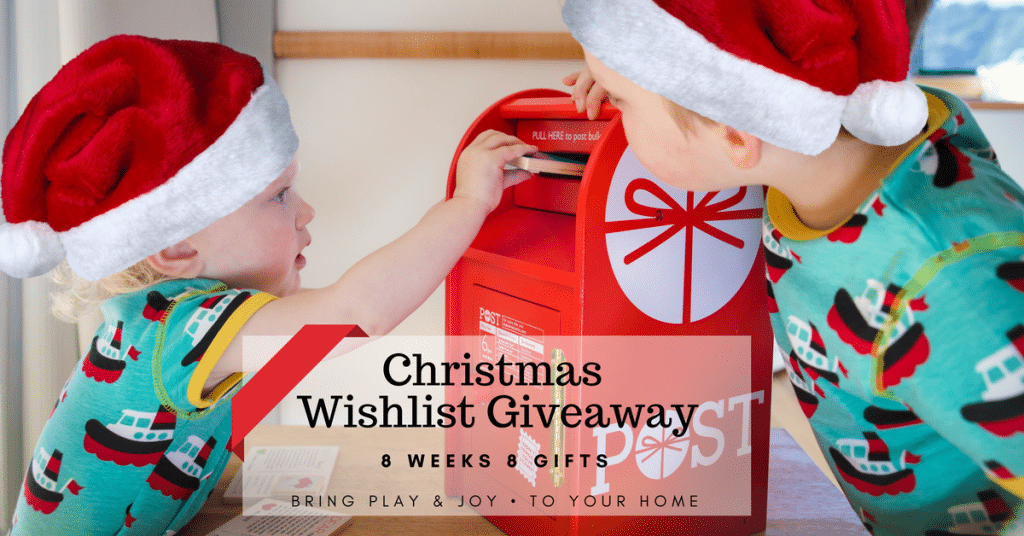 christmas wishlist giveaway you could win each week